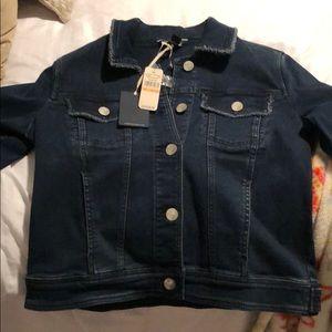 Tommy Bahama denim jacket